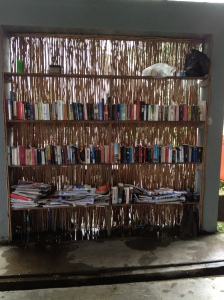 Library at Koh Kood Resort