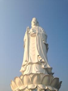 Lady Buddha, the Bodhisattva of Mercy Da Nang, Vietnam