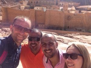 St Catherines Monastery. Mount Sinai