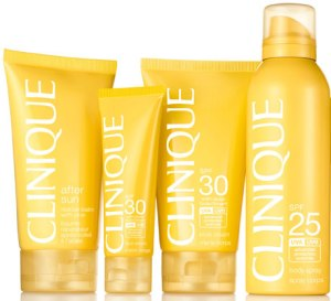 clinique sun tan creams