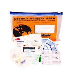 Sterile medical kit
